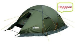 Фото Палатка 4-х местная  Четырехместная палатка Toprock 4