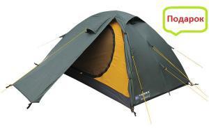 Фото Палатка 3-х местная  Трехместная палатка Platou 3 Alu