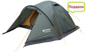 Фото Палатка 3-х местная  Трехместная палатка Canyon 3 Alu