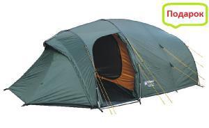 Фото Палатка 4-х местная  Четырехместная палатка Bravo 4 Alu
