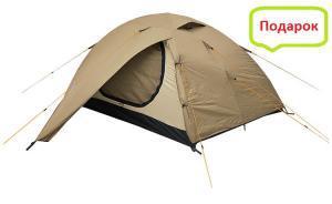 Фото Палатка 3-х местная  Трехместная палатка Alfa 3