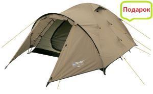 Фото Палатка 4-х местная  Четырехместная палатка Zeta 4