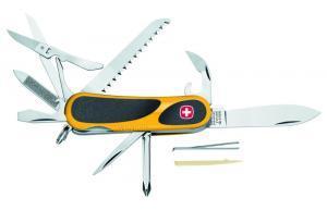 Фото Ножи туристические Армейский нож EvoGrip Yellow 18