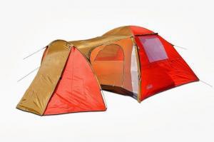 Фото Палатка 4-х местная  Палатка четырехместная 1036 (Польша)