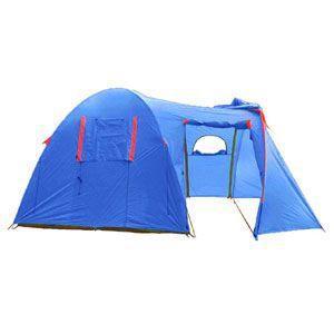Фото Палатка 4-х местная  Четырехместная палатка Curoshio