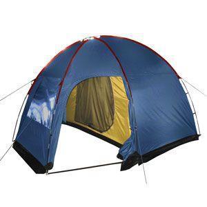 Фото Палатка 4-х местная  Четырехместная палатка Anchor 4
