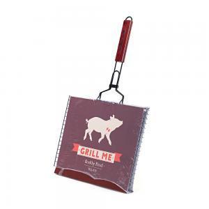 Фото Решетки для гриля Двойная хромированная решетка Grill Me BQ-033