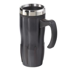 Фото Термокружки Термокружка Oggi Lustre 500ml Stainless Steel Multi-Grip Travel Mug Black