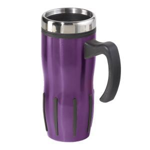 Фото Термокружки Термокружка Oggi Lustre 500ml Stainless Steel Multi-Grip Travel Mug Purple