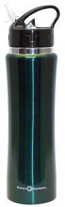 Фото Термосы Термобутылка  Double Wall Stainless Steel Vacuum Bottle green