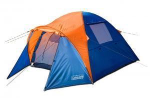 Фото Палатка 3-х местная  Палатка трехместная 1011 (Польша)