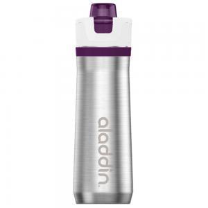 Фото Термокружки Термобутылка Aladdin Active 0,6L фиолетовая