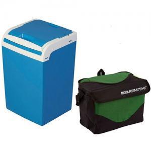 Фото Термобоксы Комплект: термобокс Smart Hard Cooler 22 л + термосумка Кемпинг HB5-718 9 л