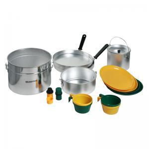 Фото Наборы посуды Набор алюминиевой посуды 010048-00
