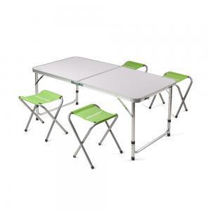 Фото Столы Раскладной стол XN-12064 + 4 стула