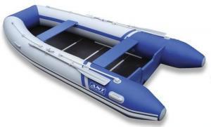 Фото Надувные Лодки Моторная надувная лодка RIB 340
