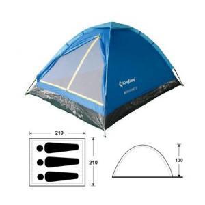 Фото Палатка 3-х местная  Трехместная палатка MONODOME III KT3010