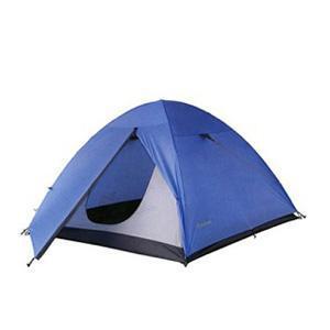 Фото Палатка 3-х местная  Трехместная палатка HIKER III КТ3021