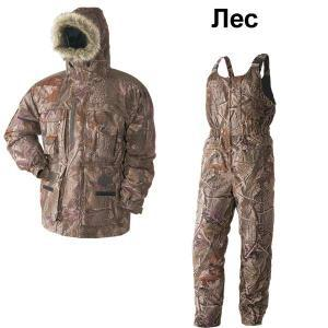 Фото Костюмы для охоты и рыбалки Зимний костюм Беркут км