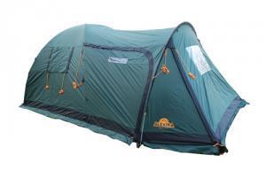 Фото Палатка 4-х местная  Четырехместная палатка ZAMOK GRANDE 4