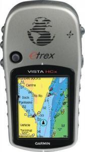 Фото Туристические GPS навигаторы Навигатор eTrex Vista HCx