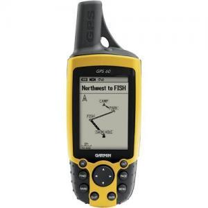 Фото Туристические GPS навигаторы Навигатор GPS 60