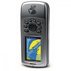 Фото Туристические GPS навигаторы Навигатор GPSMAP 76CSx