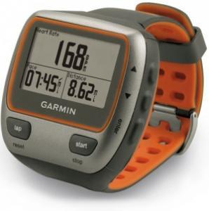 Фото Спортивные GPS навигаторы Прибор Forerunner 310 XT с GPS-приемником