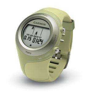 Фото Спортивные GPS навигаторы Часы Forerunner 405