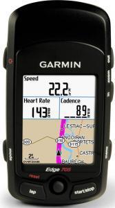 Фото Спортивные GPS навигаторы Навигатор Edge 705