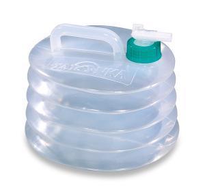 Фото Емкости (ведра, канистры, бутылки)для воды Складная канистра для воды Faltkanister 5l